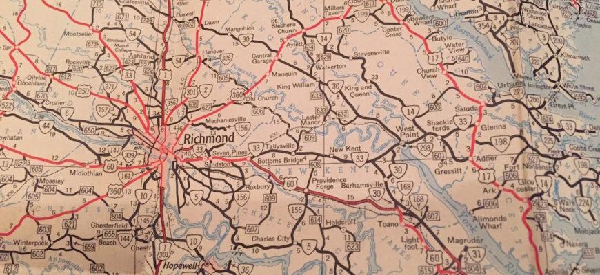 digital internet maps colonial rivers highways