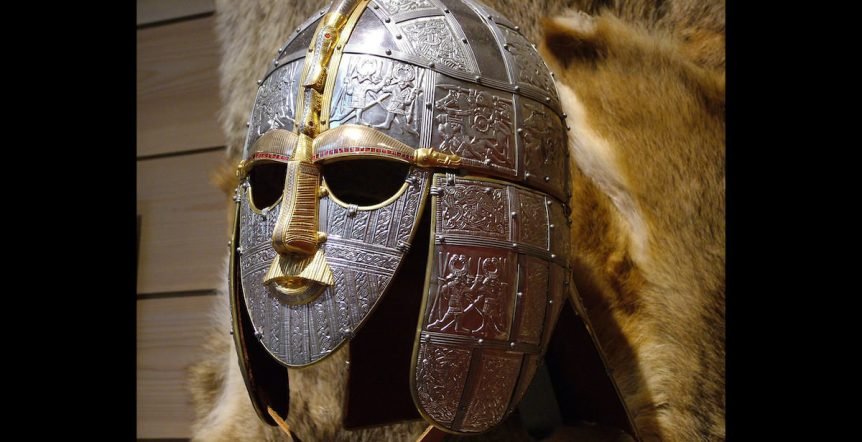 langley high school mascot branding sutton hoo